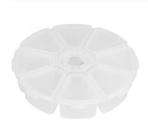 Кутийка за декорации на нокти -Пластмасова
