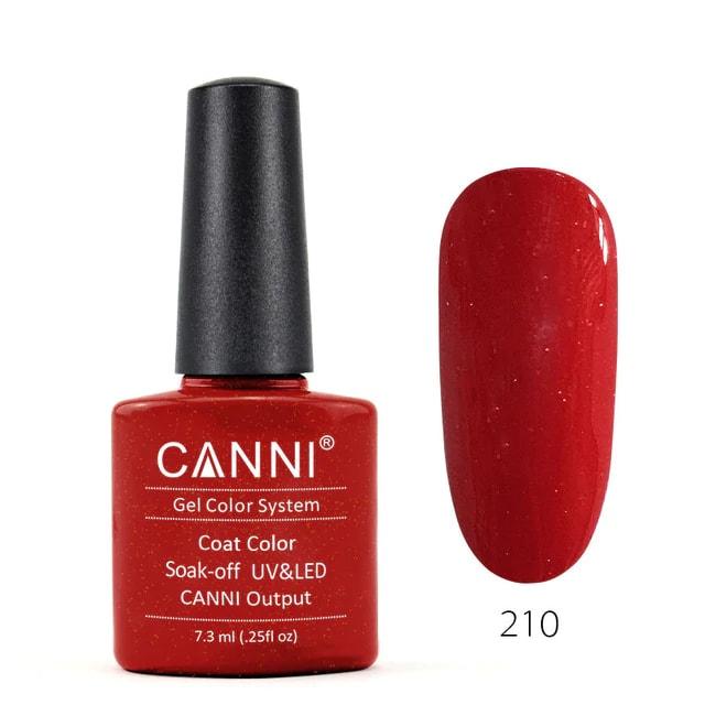 Гел лак Canni - 210