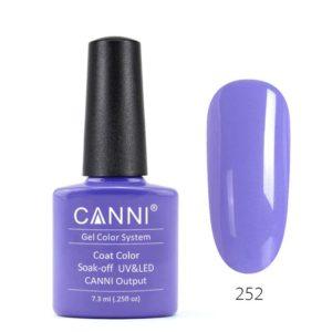 Гел лак Canni - 252