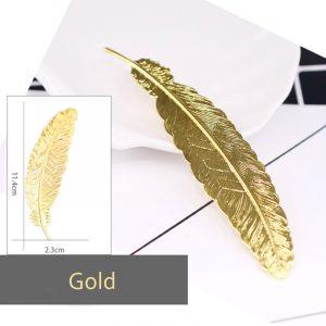 Листо за декорация - Gold